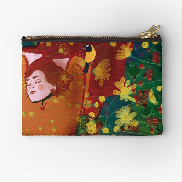 Freedom to be me Zipper Pouch