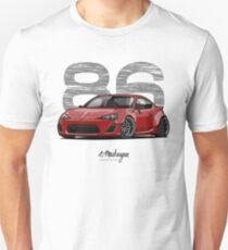 GT86 (red) T-Shirt
