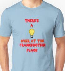 There's a Light (T-Shirt & Sticker) Unisex T-Shirt