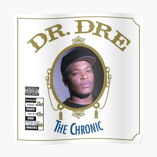 Dr. Dre The Chronic Poster