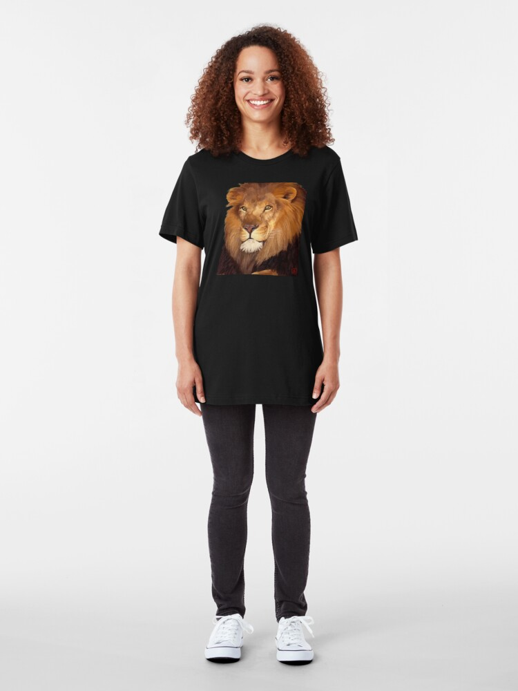 Vista alternativa de Camiseta ajustada León