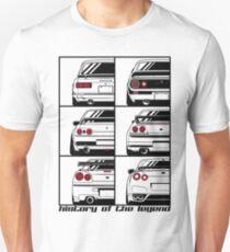 Skyline. History T-Shirt