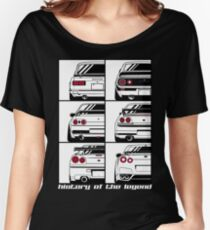 Skyline. History Women's Relaxed Fit T-Shirt