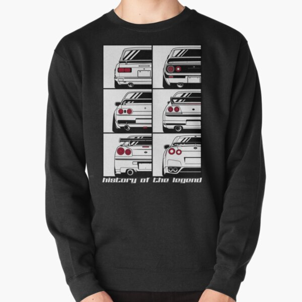 Skyline. History Pullover Sweatshirt