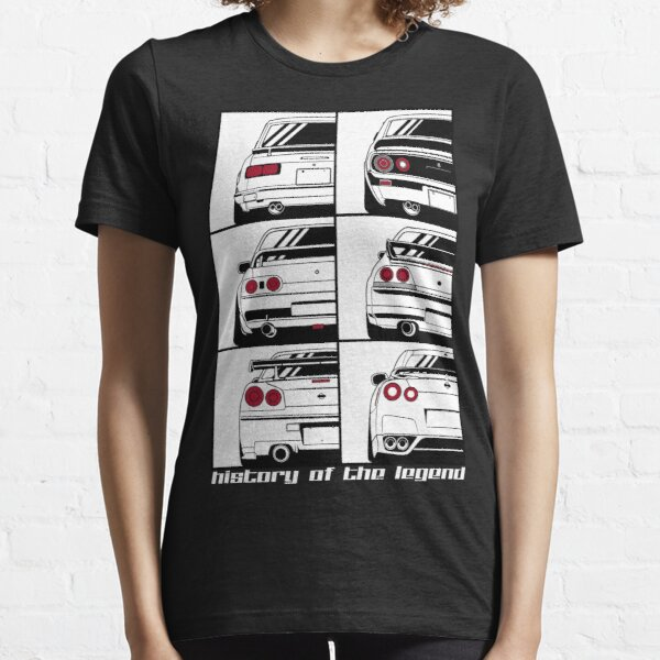 Skyline. History Essential T-Shirt