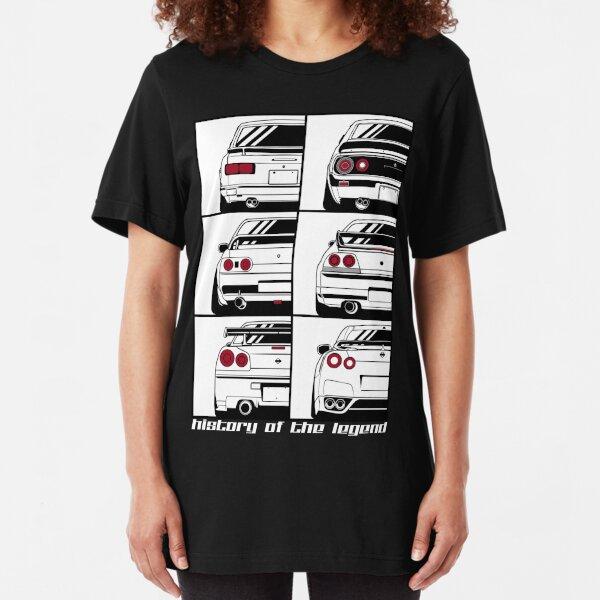 Skyline. History Slim Fit T-Shirt