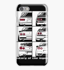 Nissan Skyline. History iPhone Case/Skin