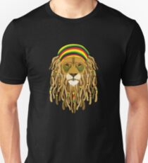 Hipster - Rastalion Unisex T-Shirt