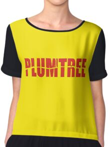 Plumtree - Scott Pilgrim Chiffon Top