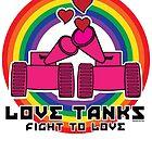 Love Tanks by phleabytes
