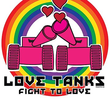 Love Tanks by phleabytes