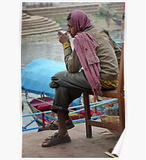 Chai on the Ghats Poster