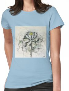 Sweet peace Womens Fitted T-Shirt