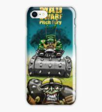 MAD DWARF - Pitch Fury iPhone Case/Skin