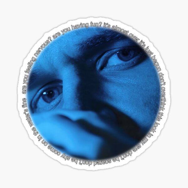"""""""All Eyes on Me"""" Sticker"""