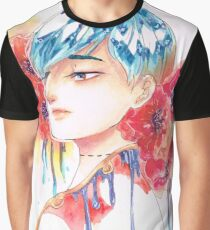 poppies Graphic T-Shirt