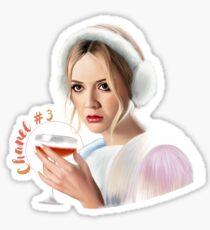 Chanel #3 Sticker