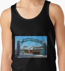 Toledo Zoo Welcome Men's Tank Top
