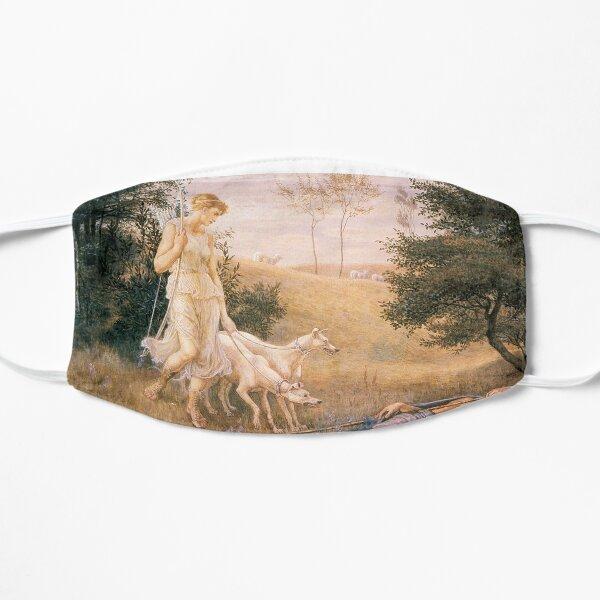 Diana and Endymion_Walter Crane  British artist (1845-1915) Flat Mask