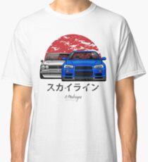 Skyline (R34 & Hakosuka) Classic T-Shirt