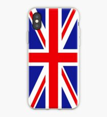 British flag iPhone Case