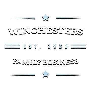 Winchesters Vintage by carryoncastiel