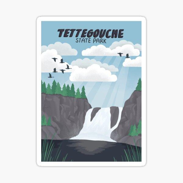 Tettegouche State Park (2.0) Sticker