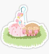 Little Bo Peep Sticker