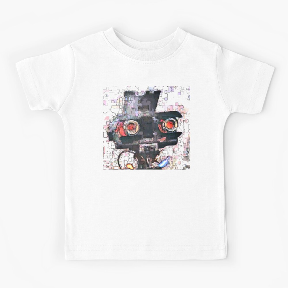Johnny 5 Fried Kids T-Shirt