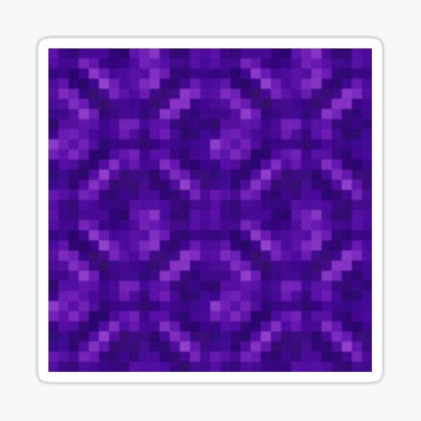 Nether Portal Texture Sticker