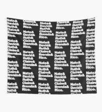SIX FEET UNDER& Wall Tapestry