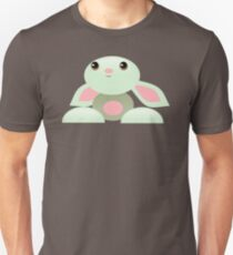 The Little Green Baby Bunny - The Dreamer Unisex T-Shirt