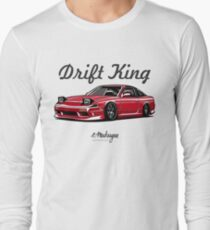240SX (red) Long Sleeve T-Shirt