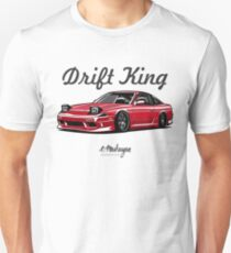 240SX (red) Unisex T-Shirt