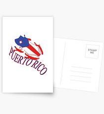 Puerto Rico Coqui  Postcards