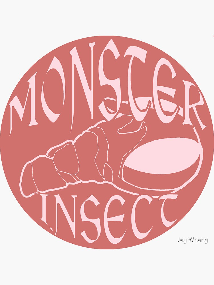 Monster Insect (Pastel Color theme 2) by Jay-Whang-Arts