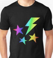 MLP - Cutie Mark Rainbow Special - Lightning Dust Unisex T-Shirt