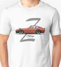 Datsun 280Z (orange) Unisex T-Shirt