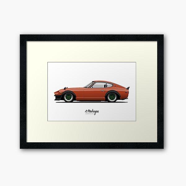 280Z Framed Art Print