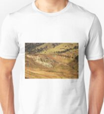 Rising Out Of The Landscape - 3 ©  T-Shirt