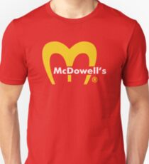 MCDOWELL´S - COMING TO AMERICA - EDDIE MURPHY Unisex T-Shirt