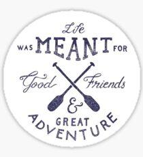 Tolles Abenteuer Sticker