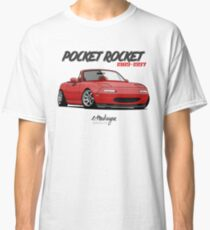 MX-5 Miata (red) Classic T-Shirt