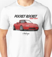 MX-5 Miata (red) T-Shirt