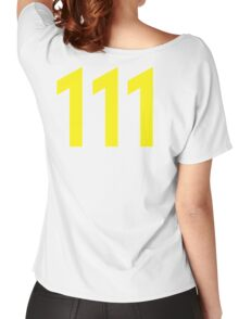 111 Women's Relaxed Fit T-Shirt