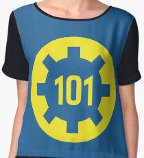101 Women's Chiffon Top
