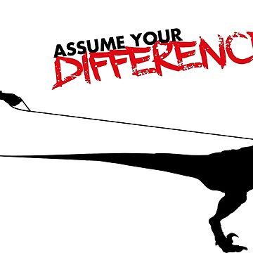 Assume your difference by acgraphism
