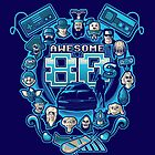Awesome 80s by Letter-Q