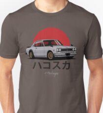 Skyline GT-R hakosuka (silver) T-Shirt