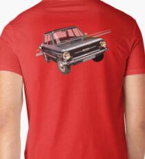 Retro car Mens V-Neck T-Shirt